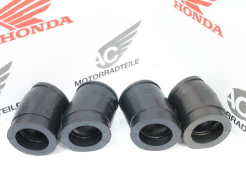 Honda CB 750 Four K0 K1 K2-K6 F1 Ansauggummi Set Vergasergummis A B