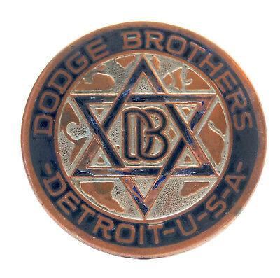 Chrysler Dodge Brothers logo Metal Lapel Pin,..,Badge