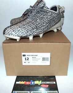 ecf9fe35c8611 Adidas Yeezy Boost 350 Turtle Dove Kanye West Football Cleats Men s ...