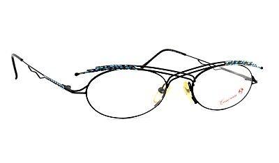 Creativo Casanova Occhiali Lc-33 C.03 50/20 Crazy Venetian Designer Eye Frame Italy 90s Nos-