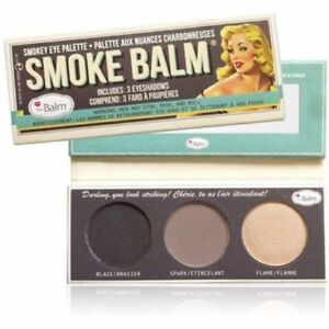 ac750b89a84 Image is loading theBalm-Cosmetics-Smoke-Balm-Eye-Shadow-Eyeshadow-Palette-