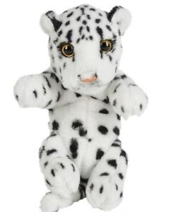 8 Snow Leopard Plush Stuffed Animal Jungle Cubbies Baby Cub Ebay