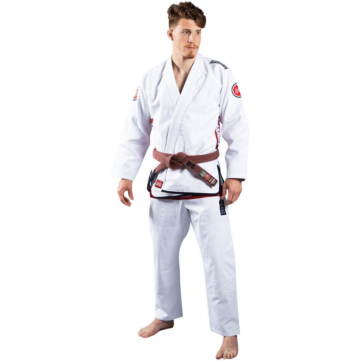 Scramble Athlete 4 Luxury 550gsm brasilianischer Jiu-Jitsu Gi