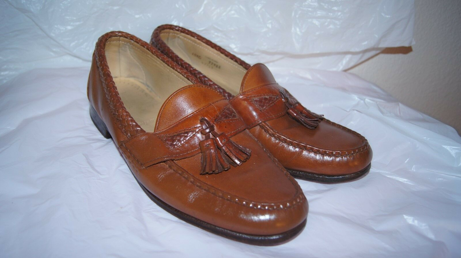 Allen Edmonds SHOES 10.5 D ALLEN EDMONDS LOAFERS 10.5 D ALLEN EDMONDS MAXFIELD Scarpe classiche da uomo