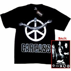Carcass-Heartwork-Metal-Band-T-Shirt