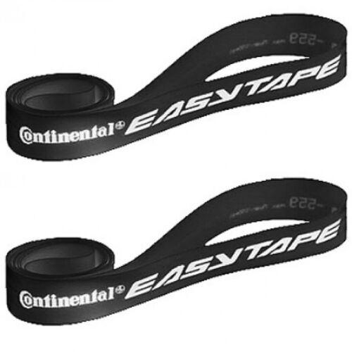 New Pair Continental Easy Tape High Pressure Rim Strip Road Tour Race 700x16-18