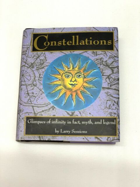 Miniature Editions Ser.: Constellations (1993, Hardcover)