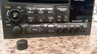1 Volume Power Knob For Delco Cd Radio (tahoe Silverado Blazer Gm Gmc Chevy)