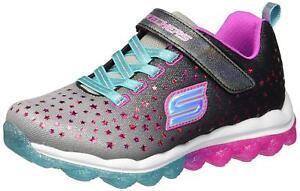52a72f1ac194 Skechers Kids Girls Skech-Air-Star Jumper Sneaker- Select SZ Color ...
