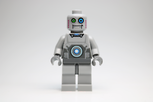 Custom My LEGO Network Echo Minifigure Limited Edition