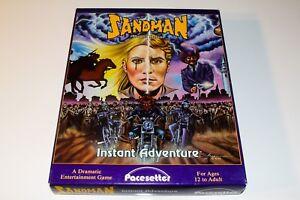 Sandman - Un jeu de divertissement dramatique complet en boîte