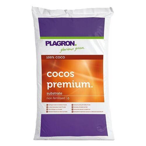 Plagron Coco Cocos Premium 50 Litre Substrate Non-Fertilised Growing Hydroponics