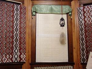 2x Native American Design Window Drapes Each 5x3 Ebay