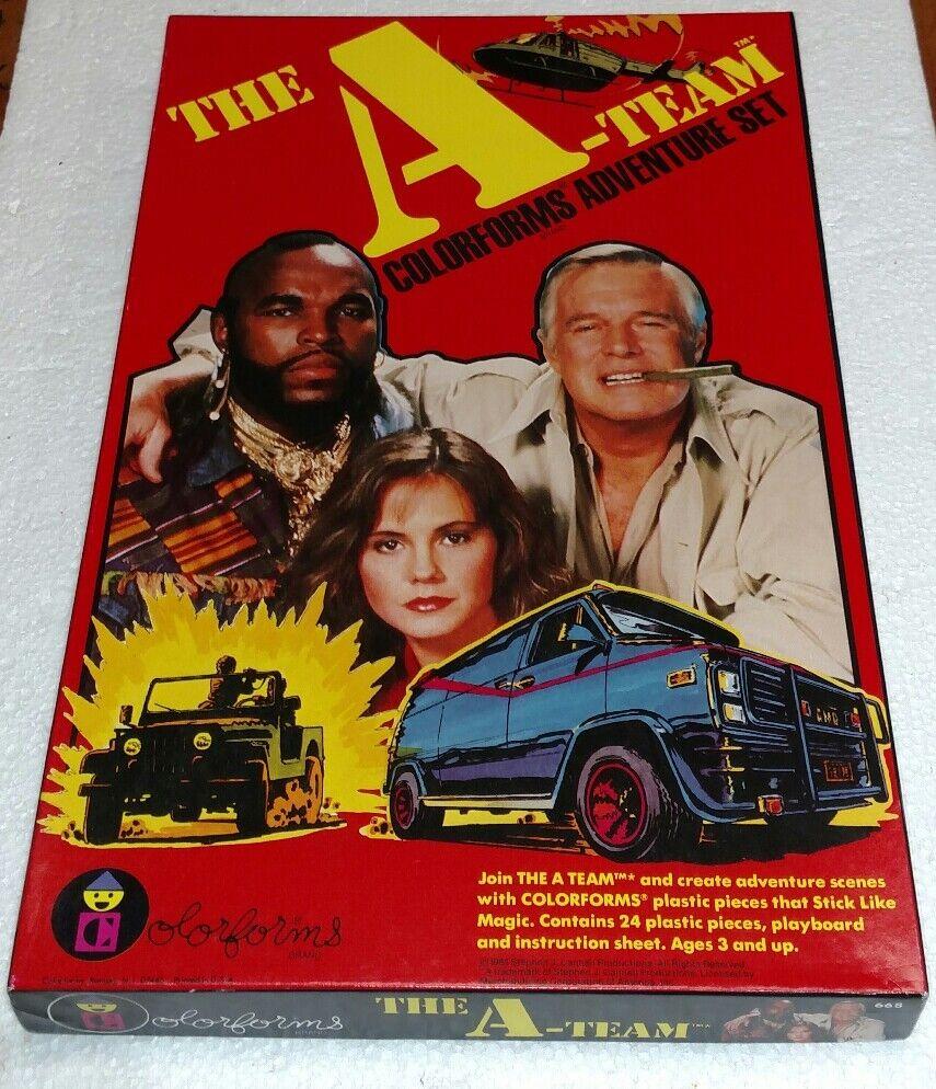1983 (ein team Farbeforms abenteuer hat neue