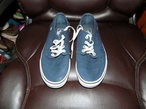 bb69a43d5b Vans Men s ERA Classic Off the Wall Vans Skate Shoes Sneakers Navy ...
