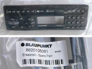 BLAUPUNKT 8620105061 Car Radio Frontblende ORLANDO DJ DMS Ersatzteil Sparepart
