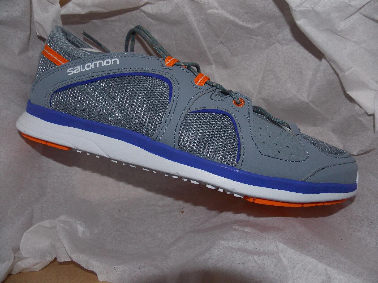 59) Salomon Cove Light Damen Outdoor Schuhe Gr. 38 2/3 UK 5,5 Graus/Silber