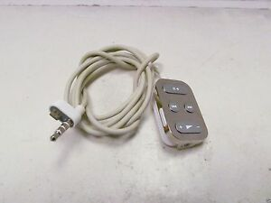 factory GENUINE APPLE A1018 WIRED REMOTE CONTROL IPOD C
