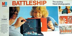 Battleship 1975 MB Board Games Spare Replacement Parts Pegs Ships etc