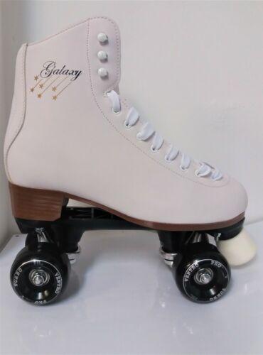Details about  / Galaxy white figure roller Quad skates