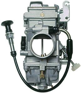 Details about Yamaha XT500 TT500 SR500 Mikuni TM40 Flat Slide Carburetor  Un-Jetted 02-024