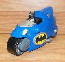 Mattel (M8125) Battery Operated Fisher-Price Shake and Go Racers Batcycle *READ*