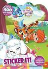 Disney Whisker Haven Tales with the Palace Pets Sticker It! by Parragon Books Ltd (Paperback / softback, 2016)