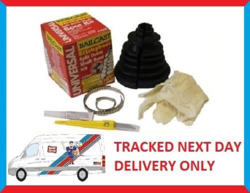 Split CV Joint Shaft Driveshaft Drive Shaft Boot Gaiter kit EASY FIT QUAD ATV