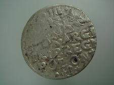 Poland Polska 3 Grosh  1622 Zygimantas Vaza Silver Coin Nr 2279