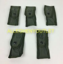 Magazine OD Pouches Lot of 5 Set of 5 Alice 9mm Single Mag