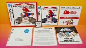 Mario-Kart-Racing-MARIOKART-Nintendo-DS-DS-Lite-3DS-2DS-Game-Complete-TESTED