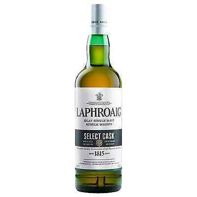 Laphroaig Select Cask Scotch Whisky 700mL case of 6 Single Malt Islay