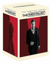The Mentalist Complete Series Collection 1-7 DVD Boxset Season 1 2 3 4 5 6 7 UK