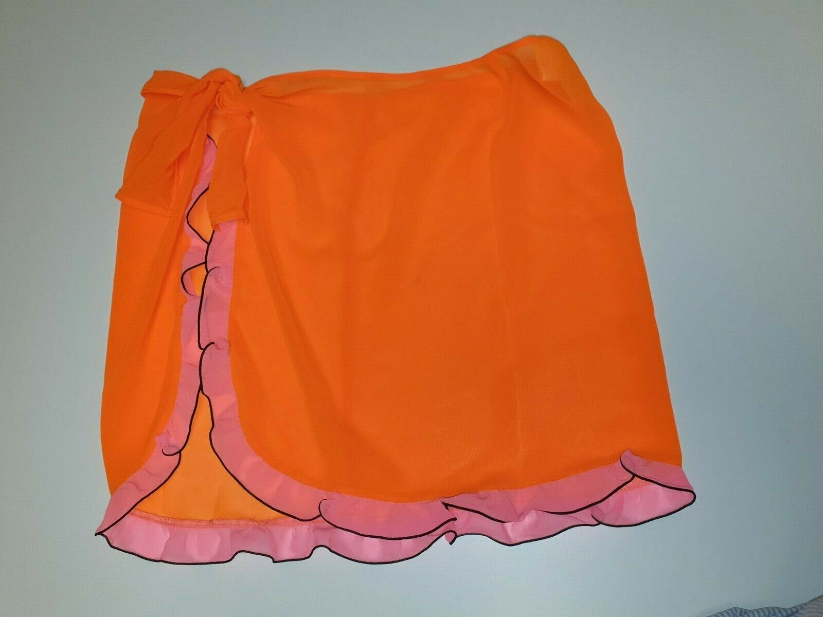 Oceano Strand Wickel Rock neon orange pink  Einheitsgröße