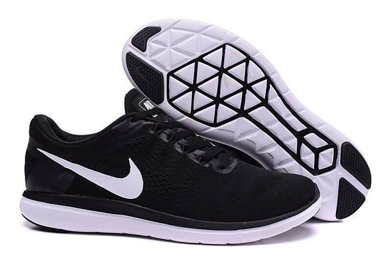 Nike Flex Rn Hombre Hombre Rn Correr Zapatillas Zapatos Negro 830369 001 c32b42