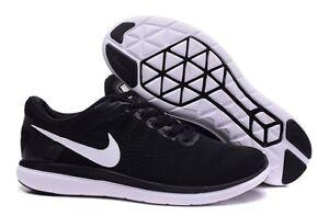 eeaffb8e6d9 Nike Flex RN Men`s Running Trainers Shoes Black 830369 001