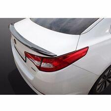 New Rear Trunk Wing Lip Spoiler Space for Kia Optima 2011-2015 - Carbon