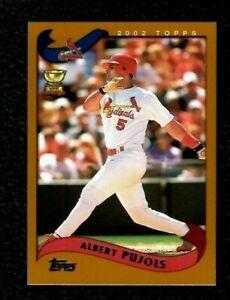 2002-Topps-160-Albert-Pujols-All-Star-St-Louis-Cardinals-Baseball-Card