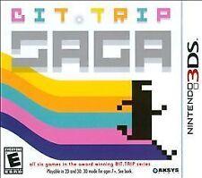 Bit.Trip Saga 3DS, (3DS)