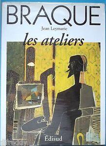 BRAQUE-les-Ateliers-Jean-Leymarie-Figures-au-Chevalet-Natures-mortes-Arts