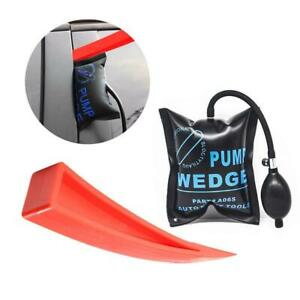 Car-Air-Pump-Wedge-Inflatable-Hand-Pump-Car-Door-Window-Shim-Entry-Open-Supplies