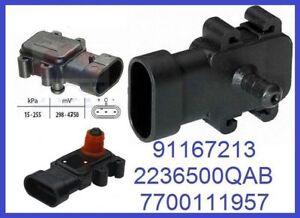 Capteur-de-pression-du-tuyau-d-039-admission-Renault-1-5-DCI-1-9-Dci-Dti-Opel