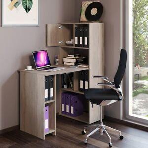 scrivania libreria scaffale scrivania angolare da ufficio
