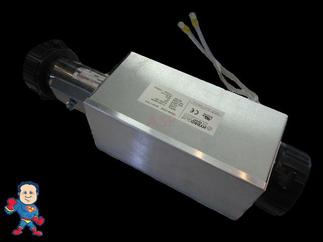 Cal Spa Complete Heater 5.5kw Retrofit  XL Heat Exchanger Upgrade