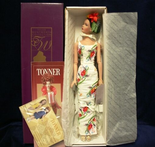 ROBERT TONNER, TROPICO , NEVER REMOVED FROM BOX