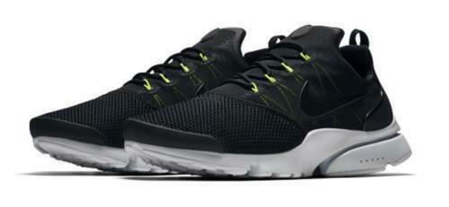 Mens Nike Presto Fly 908019 004 BlackBlack NEW Size 12.5