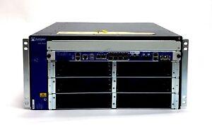 Juniper-SRX3600BASE-AC-Switch-SRX-3600-Chassis-SFB-12GE-4x-AC-PSU-Firewall