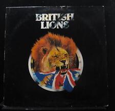 British Lions - British Lions LP Mint- RS-1-3032 White Promo Vinyl Record