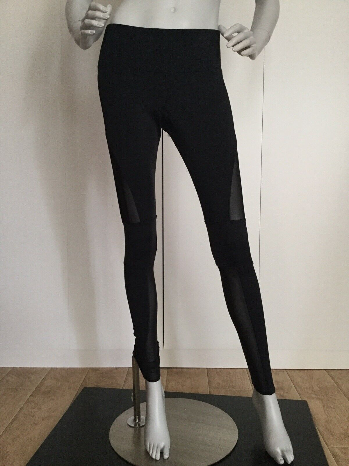 Onzie Mesh Moto Pant Leggings Size M L