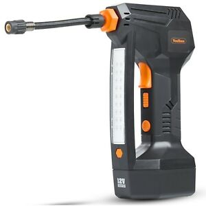 VonHaus-Digital-Tyre-Inflator-Cordless-Handheld-Air-Compressor-Automatic-Pump